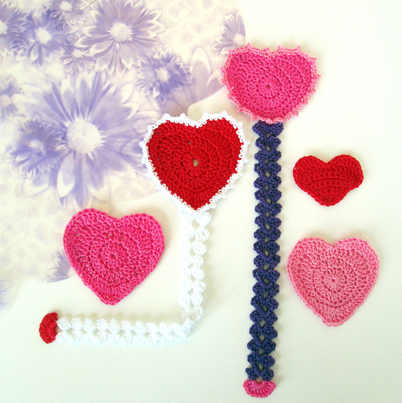 Free Crochet Heart Pattern - Crochet Nirvana