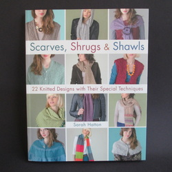 Scarves, Shrugs & Shawls Book Cover
