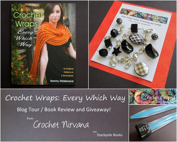 Crochet Wraps Review & Giveaway