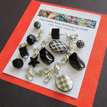 Nirvana Designs Stitch Markers